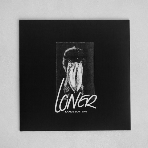 √LONER (LP) von Lance Butters - LP jetzt im Corn Dawg Shop