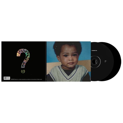 √? (2CD Deluxe Anniversary Edition) von XXXTentacion - CD jetzt im Corn Dawg Shop